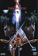 X - The Movie CLAMP Original Deutsch Amaray Movie DVD X-TV-Serie NEU & OVP OVA