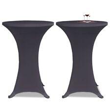 Vidaxl Copertura elastica per tavolo 60 cm Antracite