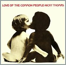 NICKY THOMAS - LOVE OF THE COMMON PEOPLE - NEW VINYL LP