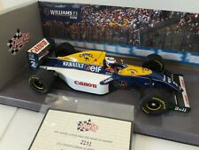 F1 Formule 1 Williams Renault Quartzo FW15C 1993 Prost 1/18 Neuf