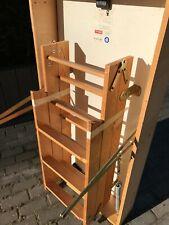 Dachbodentreppe DOLLE extra mit Wärmedämmung 130 x 70 cm
