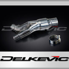 YAMAHA YZF-R1 5VY 04-06 DE-CAT EXHAUST PIPE STAINLESS STEEL INC: CLAMP