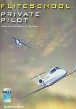 FlightSchool: Private Pilot PC CD home study course passing FAA knowledge tests!