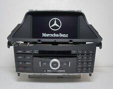 2011 2012 GENUINE Mercedes W218 CLS550 CLS63 AMG HDD Navigation Comand 6 CD DVD