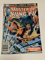 Master Of Kung Fu #110 March 1982 Marvel Comics  The Hands of Shang-Chi