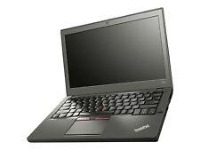 LENOVO THINKPAD X250 LAPTOP i5-5200U 2.2 GHz 8GB RAM 256GB SSD WIN10