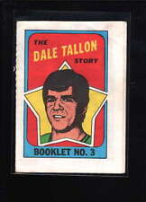 1971-72 TOPPS OPC #3 DALE TALLON VG-EX F2371