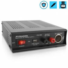 Pyramid Psv90 Desktop Bench Power Supply Ac To Dc Power Converter 9 Amp