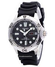 Seiko Solar Scuba Diver Sports SNE107 SNE107P2 SNE107P Mens Watch