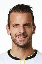 Football Photo>ROBERTO SOLDADO Tottenham Hotspur 2014-15