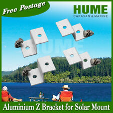 Z Bracket Mount  for solar panel 4 for 1set(this is one set)