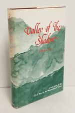 Civil War VALLEY OF SHADOW Shenandoah Valley SIGNED