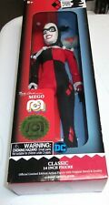 Harley Quinn Limited Editon MEGO Classic 14 Inch Figure Target Exclusive /8000
