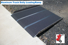 New Aluminum Cargo Curb Hand Truck Dollie Dolly Loading Ramp 3ft X 30""