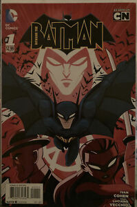 Lot Of 6 Complete Series 2013 Beware The Batman #1,2,3,4,5,6 See Pics Rare HTF
