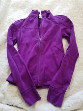 Girl's Ivivva Purple Zip Up Size 12 NICE!!