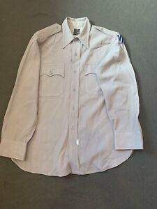 Original American US World War Two Era, Officer's Tan Shirt, 3rd Infantry Div.