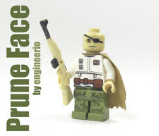 Custom -- Prune Face -- star wars minifigures ROTJ endor lego bricks