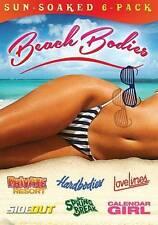 Private Resort + Hardbodies + Spring Break + Side Out + Lovelines DVD NEW