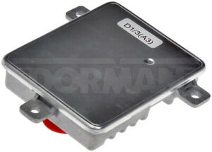Xenon Lighting Ballast Fits 12 16 BMW ActiveHybrid 5 550i xDrive 601-189