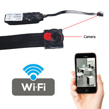 Mini Spy Nanny Pinhole Camera WIFI IP DIY Digital Video Recorder CAM Micro DVR