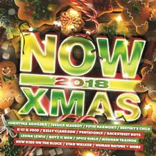 Various Artists - NOW Xmas 2018 (CD ALBUM)