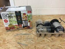 NUTRIBULLET MAGIC BULLET Deluxe frullatore, mixer & Food Processor, Argento