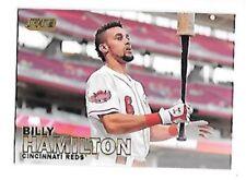BILLY HAMILTON 2016 STADIUM CLUB GOLD #163 CINCINNATI REDS
