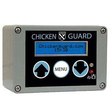 Chickenguard Automatic Chicken Coop Door Opener ASTi Premium - Timer Sensor USA!