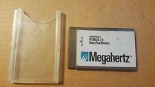 Megahertz Cc324Fm Pcmcia 2.0 Data/Fax Modem 2400/9600bps