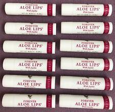Forever Living Lips Aloe Vera Lip Balm Sticks With Jojoba Free Post UK Sale
