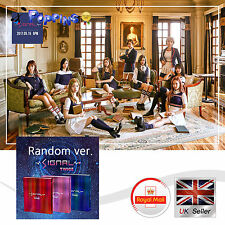 NEW TWICE 4th Mini Album SIGNAL Random Version CD K pop