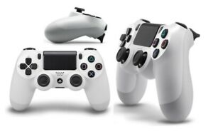 Glacier White Dualshock4 ps4 Wireless Bluetooth Controller For Sony Playstation4
