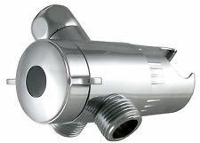 LDR 520 2469CP Shower Diverter Three-Way and Mount Chrome Finish