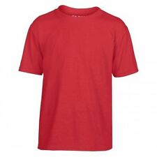 Gildan Boys' Polyester T-Shirts, Tops & Shirts (2-16 Years)