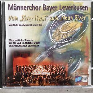 MÄNNERCHOR BAYER LEVERKUSEN: Vom River Kwai zum Moon River - Live (CD / neu)