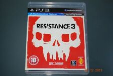 Resistance 3 PS3 Playstation 3