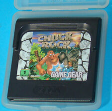 Chuck Rock - Sega Game Gear - PAL