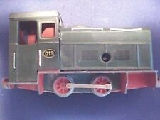 RARE HANS BILLER/ MADE IN  US ZONE GERMANY TOY TRAIN ENGINE