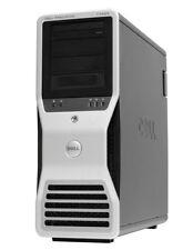 Dell T7500 Workstation +Netzteil 1100Watt +Mainboard >Getestet Ersatzteilspender