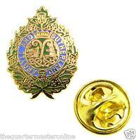 Argyll & Sutherland Highlanders Lapel Pin Badge