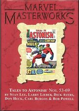 Marvel Masterworks Ant-Man/Giant Man Hc Variant 1st print Limited 1300 copies!