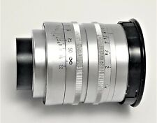 Cooke 2 inch (50mm) F/1.4 (T1.6) Ivotal Anastigmat Lens in C-mount with case
