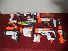 Nerf Modulus Gun Accessories Lot of 16