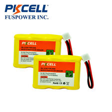 2x 2/3AA 450mAh 3.6V Cordless Home Battery for AT&T 2422 80-5074-00-00 CPB-403D