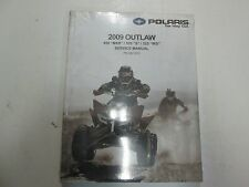 2009 Polaris Outlaw 450 MXR 525 S 525 IRS Service Repair Manual NEW FACTORY ***
