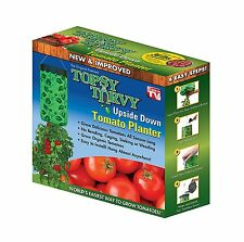TOPSY TURVY Upside Down Tomato Planter Organic Watering System US Fast Shipping#