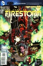 The Fury of Firestorm: The Nuclear Men #7 Comic Book 2012 New 52 - DC