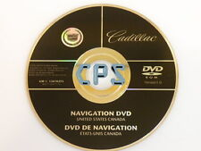 2007 2008 2009 CADILLAC ESCALADE NAVIGATION DISC DVD CD 15878293 DISK MAP