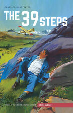 Classics Illustrated Hardback The 39 Steps (John Buchan) (Brand New)